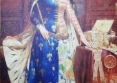 Portret Królowej Jadwigi - Kopia